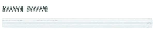 Balzer Trout Attack Tremarella Glasröhrchen und Federn