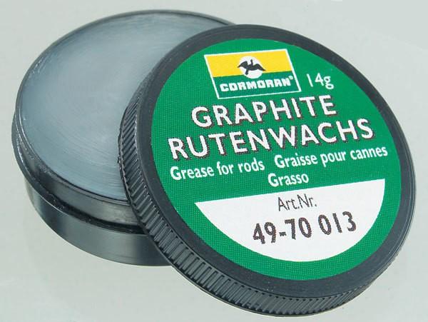 Cormoran Graphite Rutenwachs
