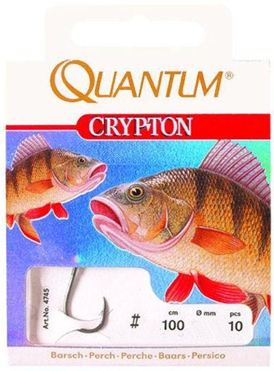 Quantum Crypton Vorfachhaken - Barsch