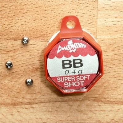Dinsmores Super Soft-Schrotblei - BB