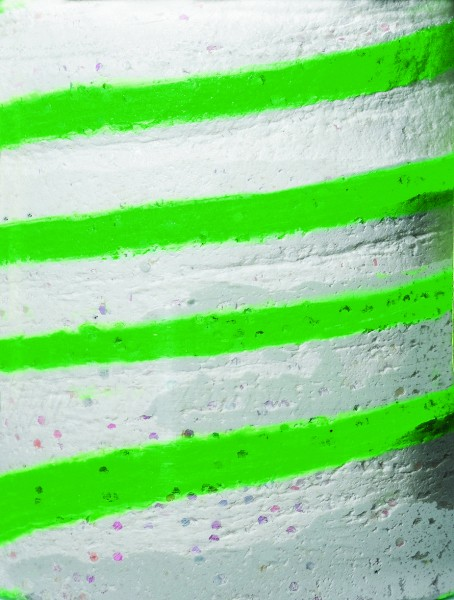 Berkley Powerbait Turbo Glow - Spring Green / White