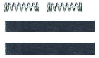 Balzer Trout Attack Tremarella Mini-Federn und Blei-Oliven