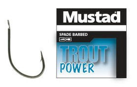 Mustad Ultra Point Trout Power - 10655NPBLN