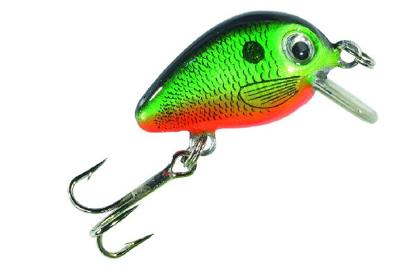 Balzer Trout Attack Wobbler Trout Crank - Barsch