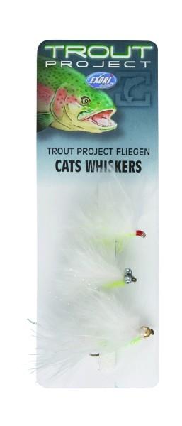 Exori Trout Project Fliegen - Cats Wiskers