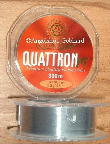 Quantum Quattron PT - 0,165 mm